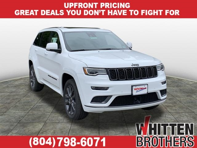 EMPLOYEE PRICING! 18% OFF - NEW 2019 JEEP GRAND CHEROKEE HIGH ALTITUDE 4X4