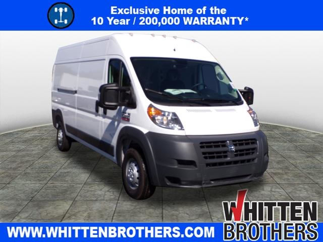 New 2018 RAM ProMaster® High Roof