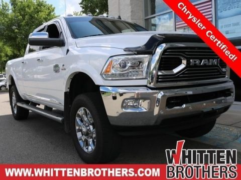 Certified Pre-Owned 2016 Ram 3500 Limited